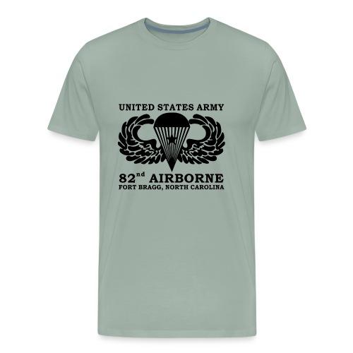 US Army 82nd Airborne Fort Bragg North Carolina - Men's Premium T-Shirt