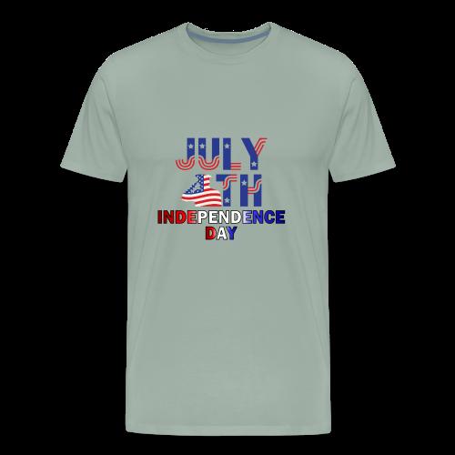 UNIQUE DESIGN 4th OF JULY T-SHIRTS - Men's Premium T-Shirt