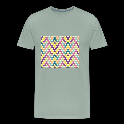 Ziggy Curvgy - Men's Premium T-Shirt