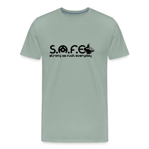 S.A.F.E (Strong Brand) - Men's Premium T-Shirt