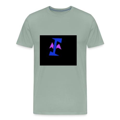 Yourmom logo - Men's Premium T-Shirt