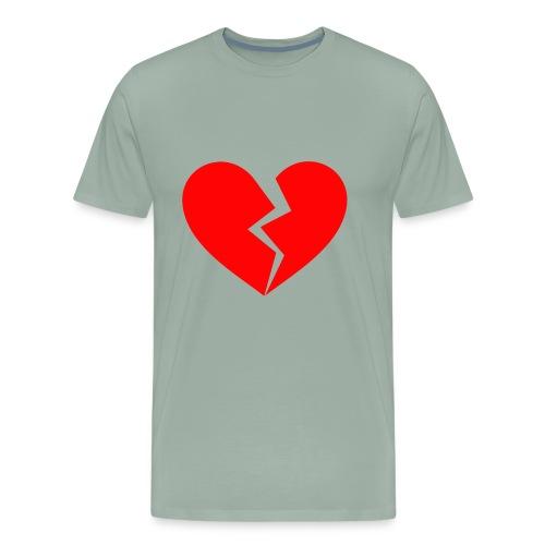 Heart Broken - Men's Premium T-Shirt