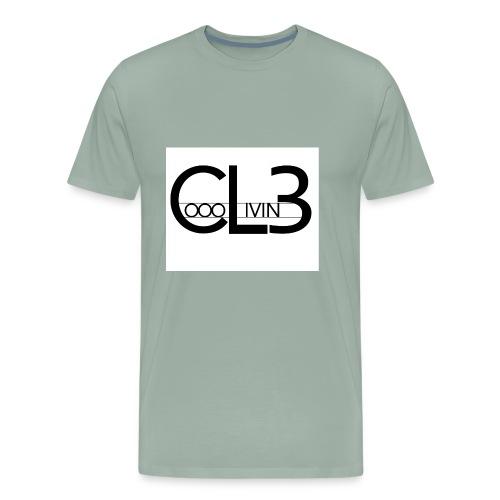C.L.3 - Men's Premium T-Shirt