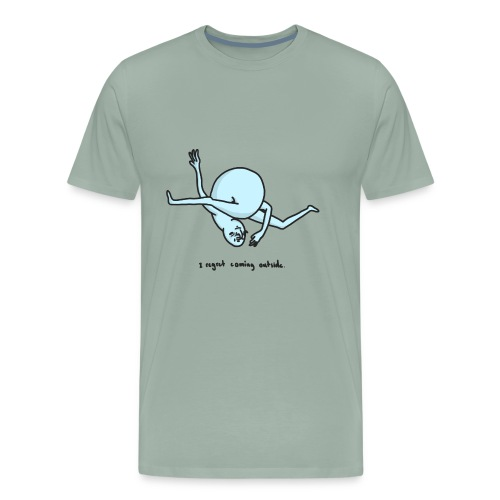 outside - Men's Premium T-Shirt