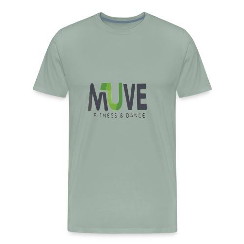 MUve Dance Fitness - Men's Premium T-Shirt