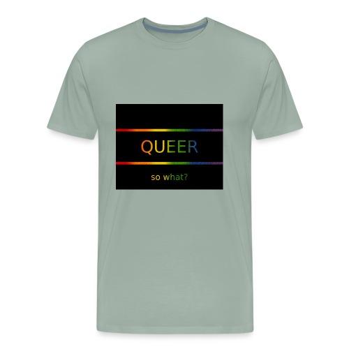 Queer Pride - Men's Premium T-Shirt