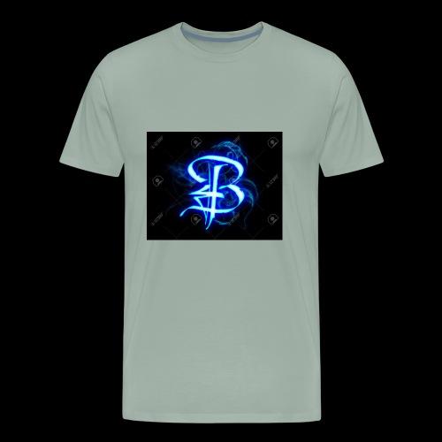 BRANDYNGAMERTV LOGO - Men's Premium T-Shirt