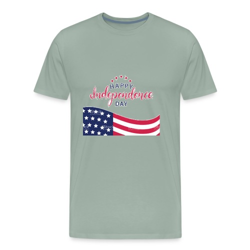 independence day usa - Men's Premium T-Shirt