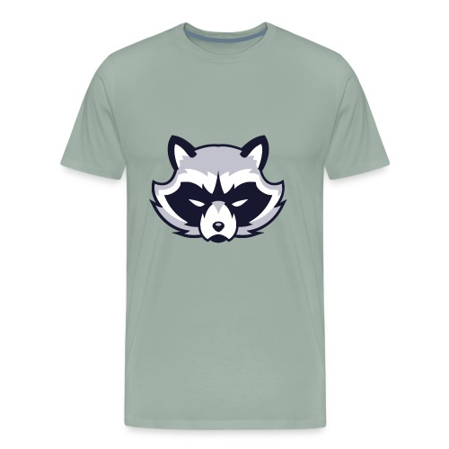 The fox - Men's Premium T-Shirt