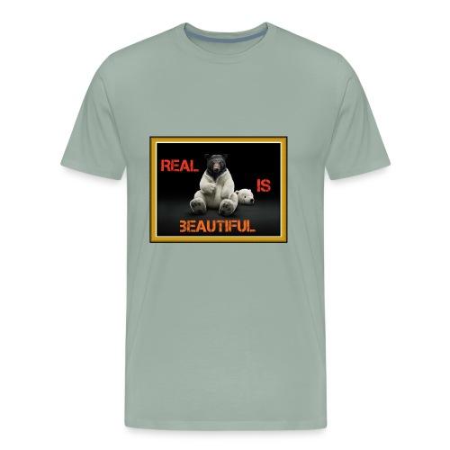 De-bear yourself - Men's Premium T-Shirt