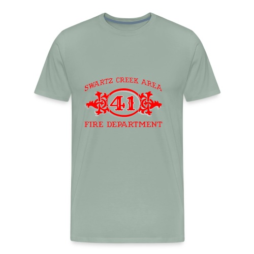 SCAFDSCRAMBLE2 - Men's Premium T-Shirt