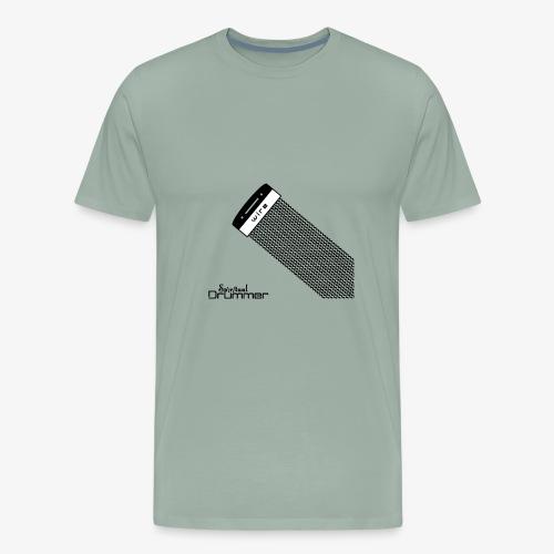 Wire Design - Men's Premium T-Shirt