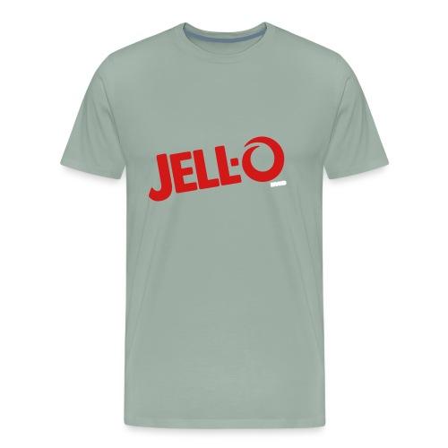Jell O logo - Men's Premium T-Shirt