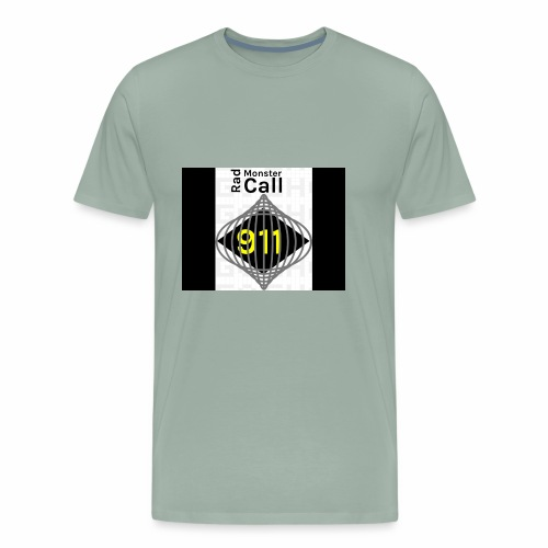Premium merch from radmonster Call 911 - Men's Premium T-Shirt
