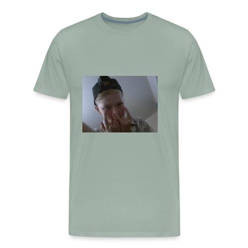 Fresh logo - Men's Premium T-Shirt