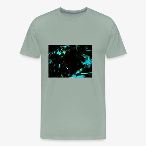 bird insides - Men's Premium T-Shirt