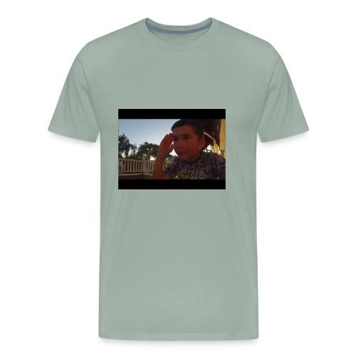 When Ladybug Shows up. - Men's Premium T-Shirt