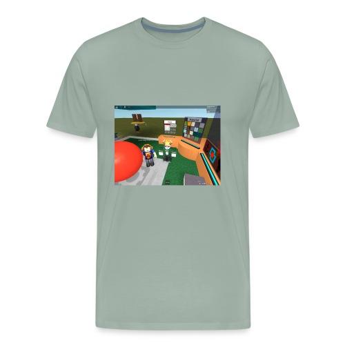 LowlyLucas65102 Roblox Avatar - Men's Premium T-Shirt