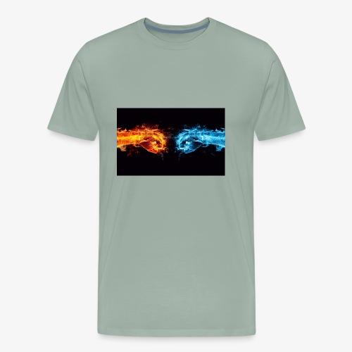 fight the battle - Men's Premium T-Shirt