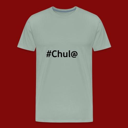 chul@ - Men's Premium T-Shirt