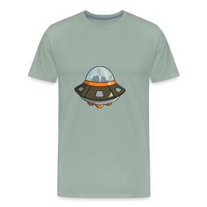 UFOTRUMP - Men's Premium T-Shirt