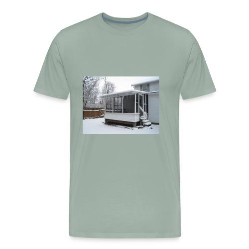 009 - Men's Premium T-Shirt