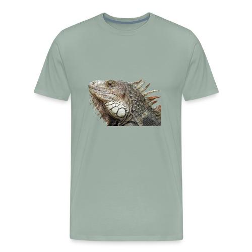 Iguana - Men's Premium T-Shirt