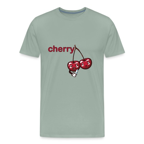 cherry - Men's Premium T-Shirt
