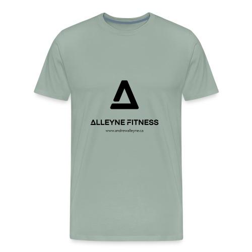 dark logo - Men's Premium T-Shirt