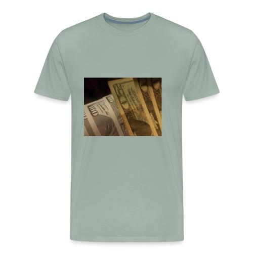 Money is Elixir - Men's Premium T-Shirt