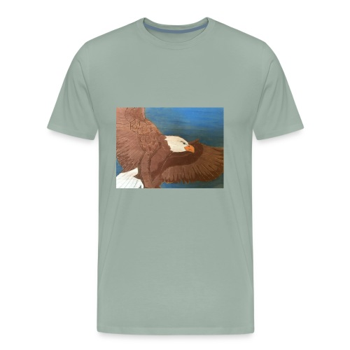 american made - Men's Premium T-Shirt