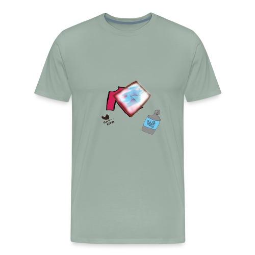 Printing Cat shirt - Men's Premium T-Shirt