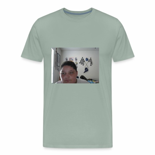This Is to help my youtube - Men's Premium T-Shirt