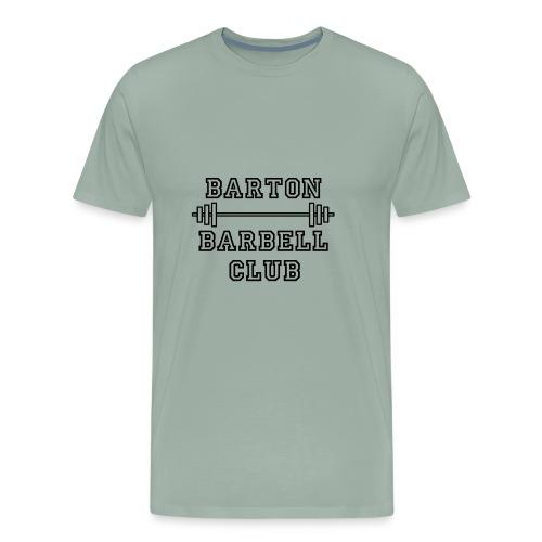 Barton black - Men's Premium T-Shirt