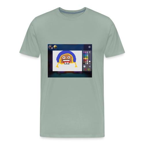 1D97B755 750F 4454 8B32 BCE7DABBE578 - Men's Premium T-Shirt