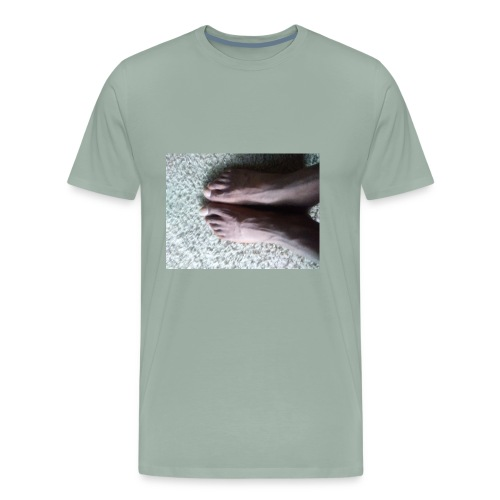 Feet - Men's Premium T-Shirt