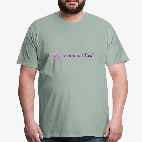 Tilted - Men's Premium T-Shirt