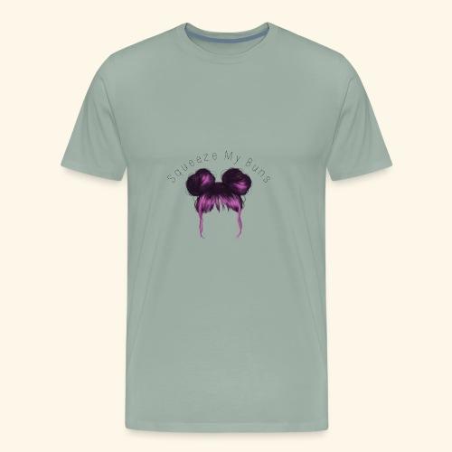 Squeeze My Buns - Men's Premium T-Shirt