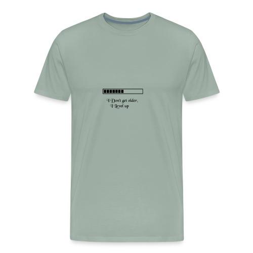 Gamers never get old - Men's Premium T-Shirt