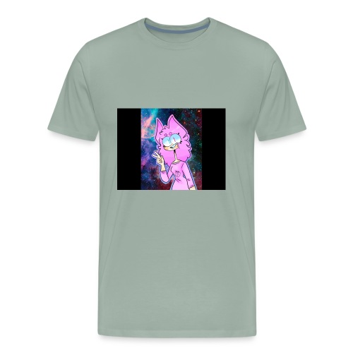 :) - Men's Premium T-Shirt