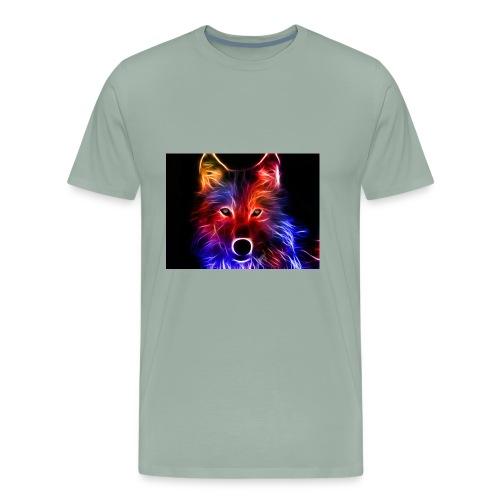Omar vlogs merch - Men's Premium T-Shirt