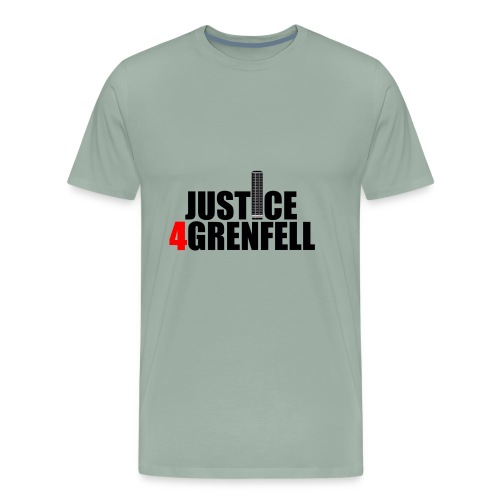 Justice4Grenfell Shirt - Men's Premium T-Shirt