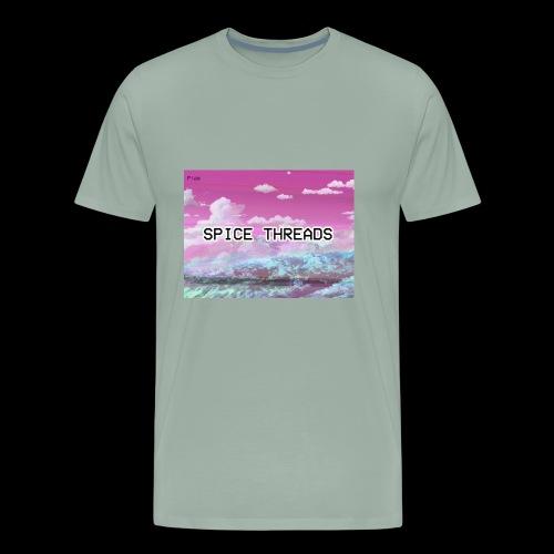 spice threads - Men's Premium T-Shirt