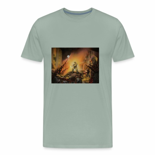 The Lord - Rainbow Six Siege - Men's Premium T-Shirt