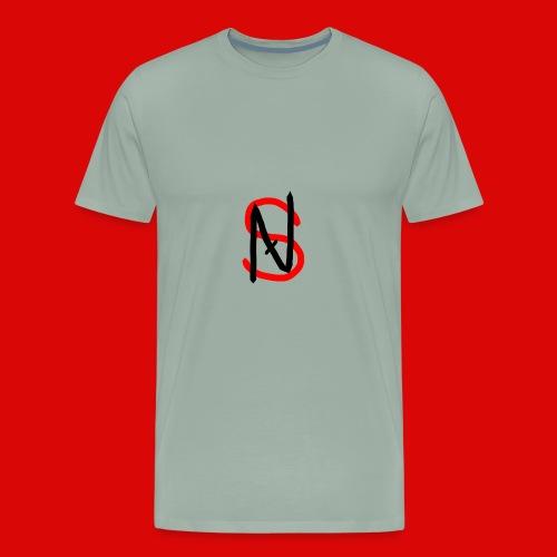 Nathaniel Smash Hoodie : Official Merchandise - Men's Premium T-Shirt