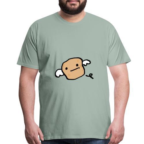 Flying Potato - Men's Premium T-Shirt