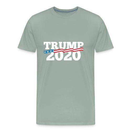 Donald Trump 2020 - Men's Premium T-Shirt