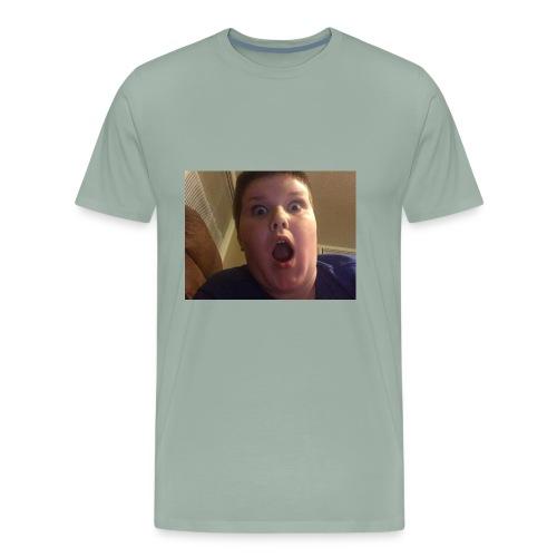 ahhh! - Men's Premium T-Shirt