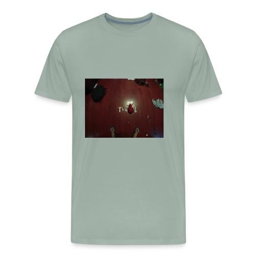 Thuib Logo - Men's Premium T-Shirt