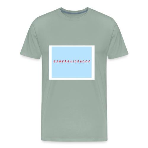 GamerGuide6000 - Men's Premium T-Shirt